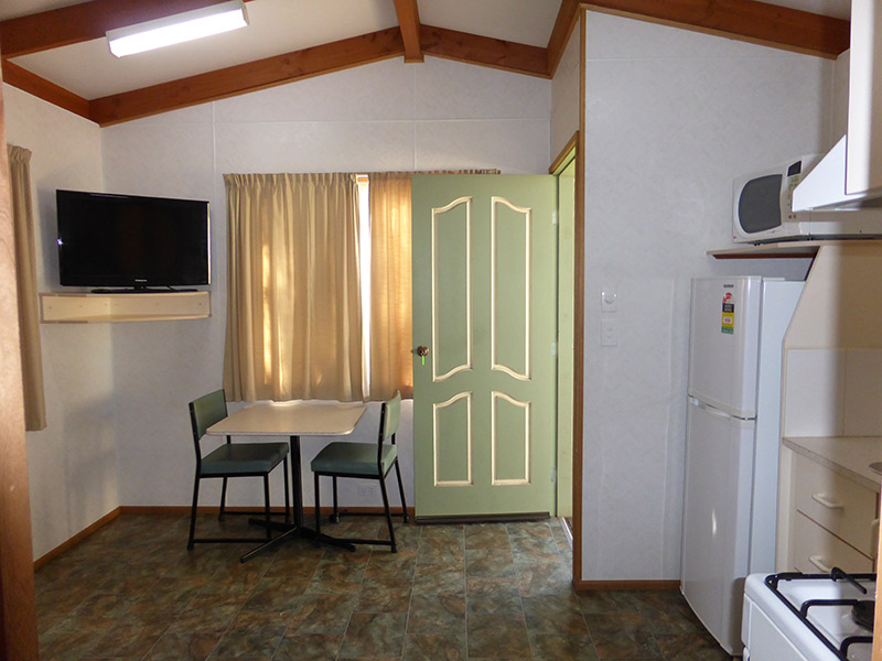 SUPERIOR 1 BEDROOM ENSUITE CABIN
