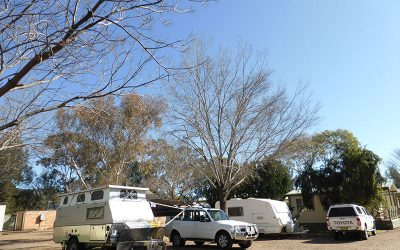 CARAVAN & CAMPER VAN SITES